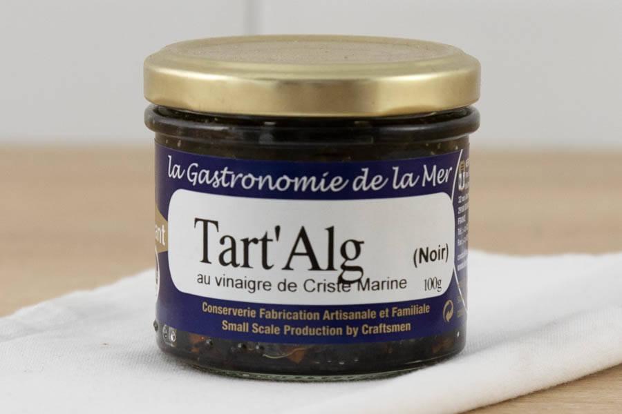 Tart'alg noir - Conserverie artisanale Kerbriant - La Ruche qui dit Oui ! à la maison