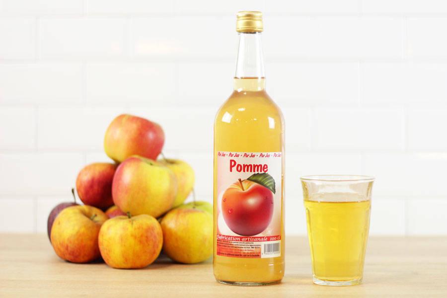 Jus de pomme - Vergers de Molien - La Ruche qui dit Oui ! à la maison