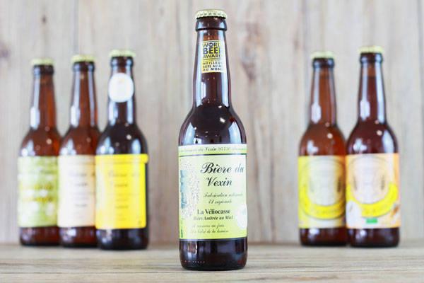 Bière du Vexin La Véliocasse - Brasserie du Vexin