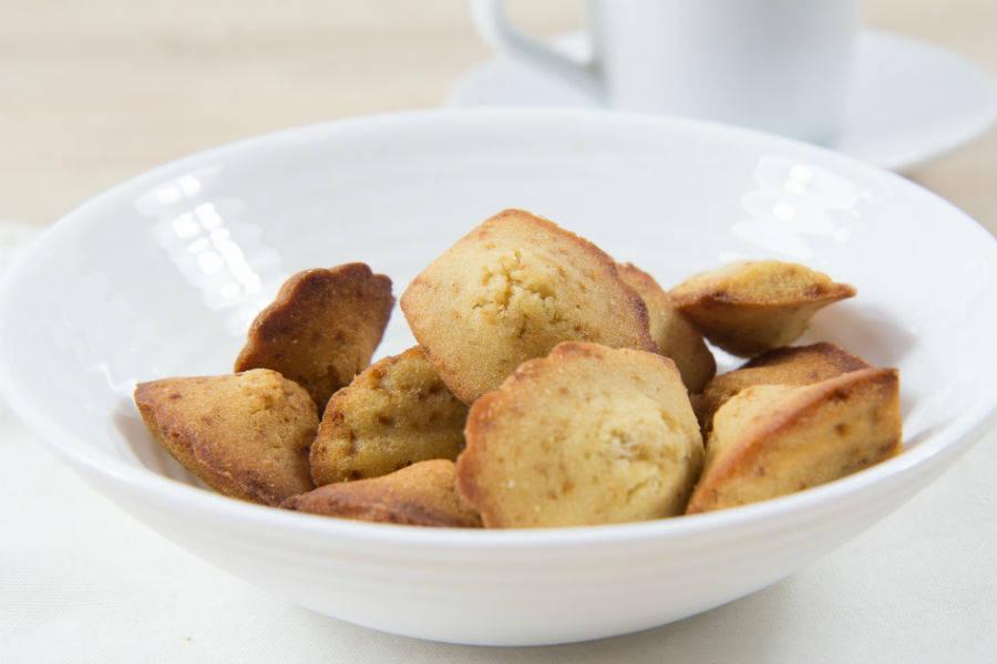 Madeleines (sans gluten, sans lactose) - Ma petite pâtisserie sans gluten - La Ruche qui dit Oui ! à la maison