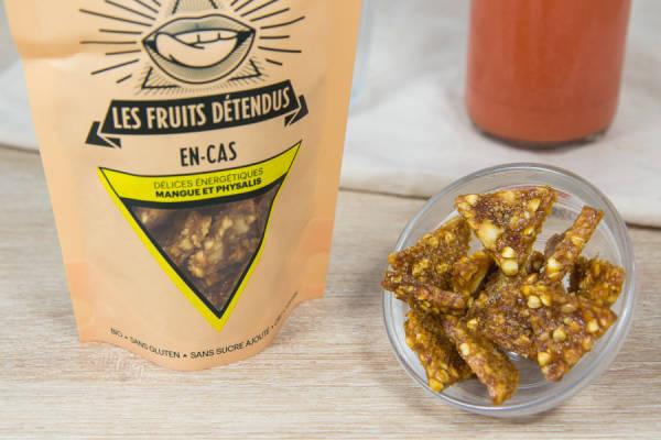 Délices fruités mangue physalis BIO - Les Fruits Détendus