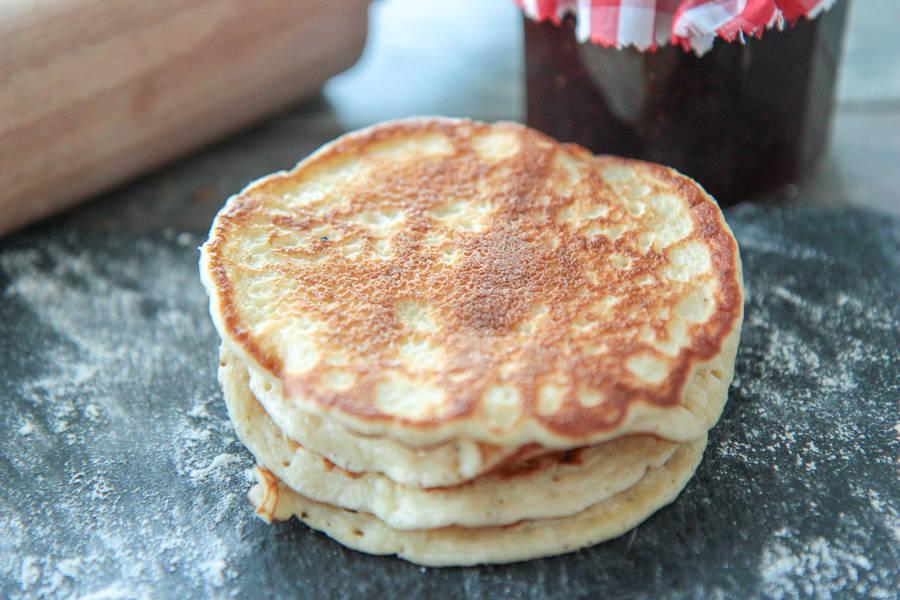 Pancakes (x4) - Lefeuvre - La Ruche qui dit Oui ! à la maison