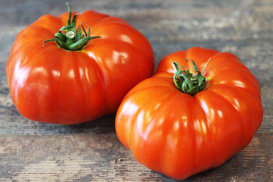 Tomate Marmande - Les Saveurs de Chailly - La Ruche qui dit Oui ! à la maison