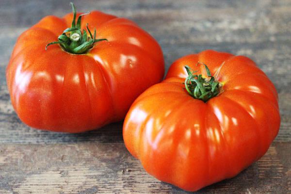Tomate Marmande - Les Saveurs de Chailly