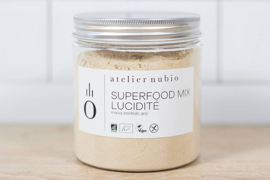 Superfood Mix Lucidité BIO - Nubio