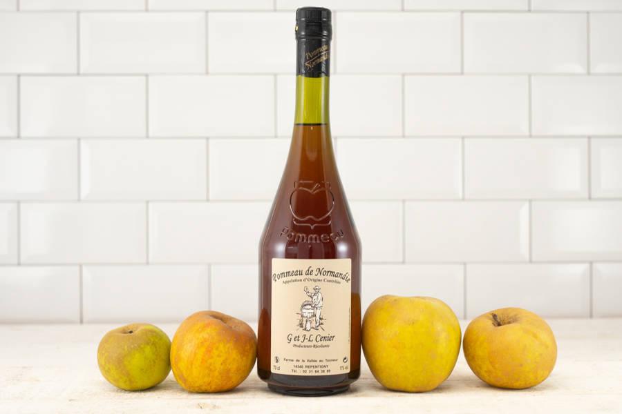 Pommeau AOC - Ferme de la Vallée au Tanneur - La Ruche qui dit Oui ! à la maison