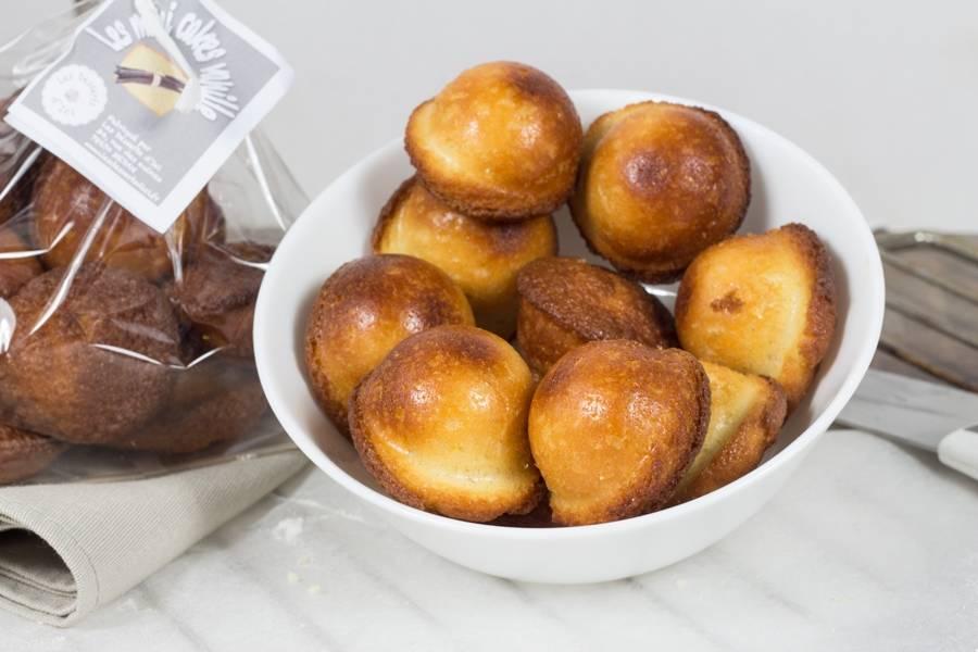 Mini cake vanille - Les Desserts d'Ici - La Ruche qui dit Oui ! à la maison