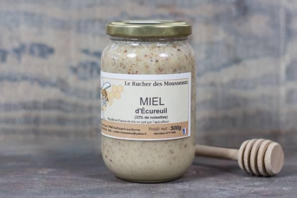 Miel d'Ecureuil - Rucher des Mousseaux