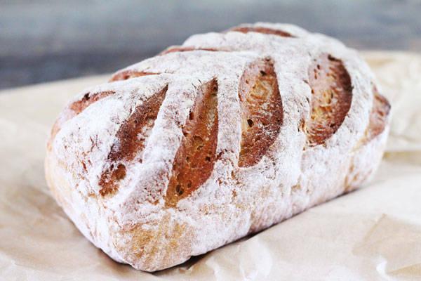 Pain sans gluten - Le Fournil Briard