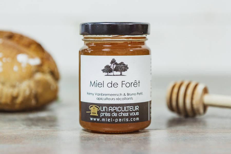 Miel de Forêt 125g - Un apiculteur près de chez vous - La Ruche qui dit Oui ! à la maison