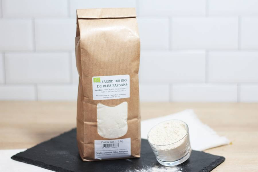 Farine de blé ancien BIO - Moulin artisanal Gilles Matignon - La Ruche qui dit Oui ! à la maison