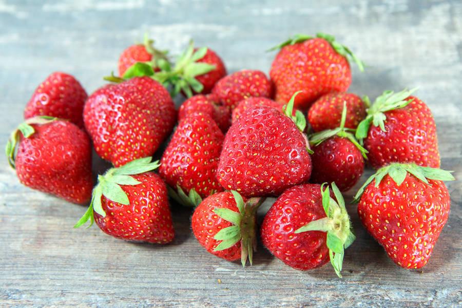 Barquette de fraises - EARL du Châtaignier - La Ruche qui dit Oui ! à la maison