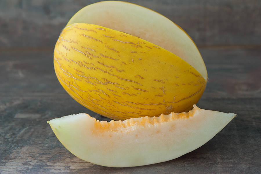 Melon jaune canari - Ferme des Bartioles - La Ruche qui dit Oui ! à la maison