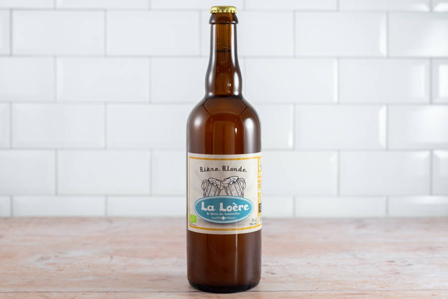 Bière blonde 75 cL BIO - La Loère - La Ruche qui dit Oui ! à la maison