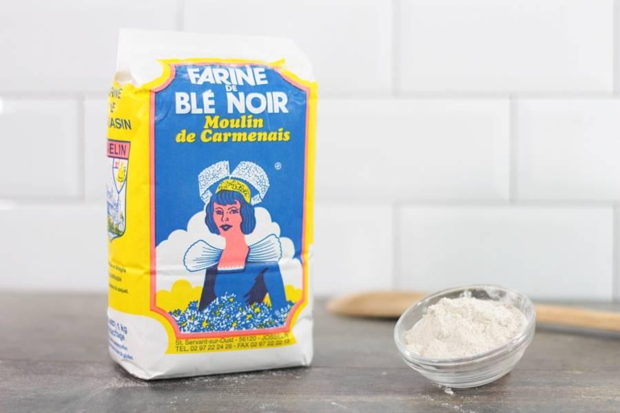 Farine de Sarrasin - Les Moulins de Versailles - La Ruche qui dit Oui ! à la maison