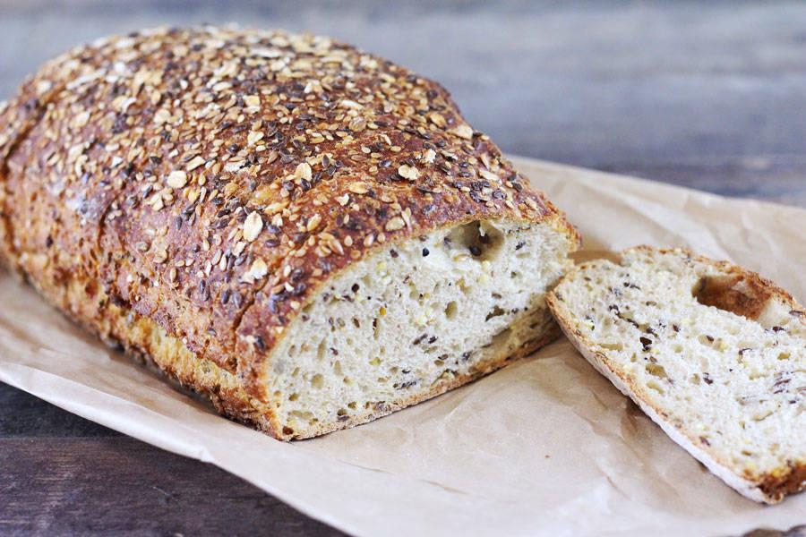 Pain aux céréales tranché - Le Fournil Briard - La Ruche qui dit Oui ! à la maison