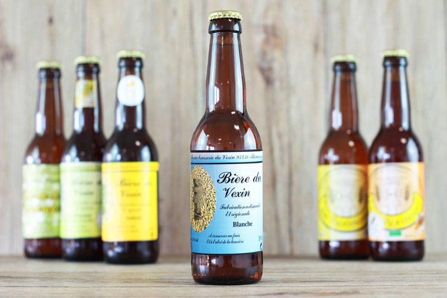 Bière du Vexin Blanche - Brasserie du Vexin - La Ruche qui dit Oui ! à la maison