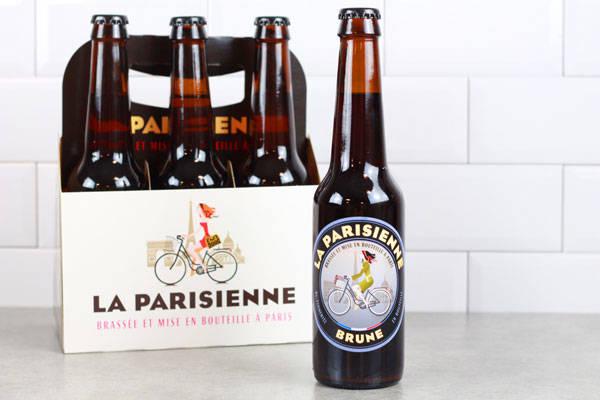 Bière Brune - Brasserie La Parisienne