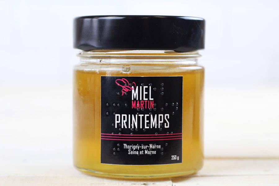 Miel de printemps de Thorigny-sur-Marne - Abeilles et miel - La Ruche qui dit Oui ! à la maison