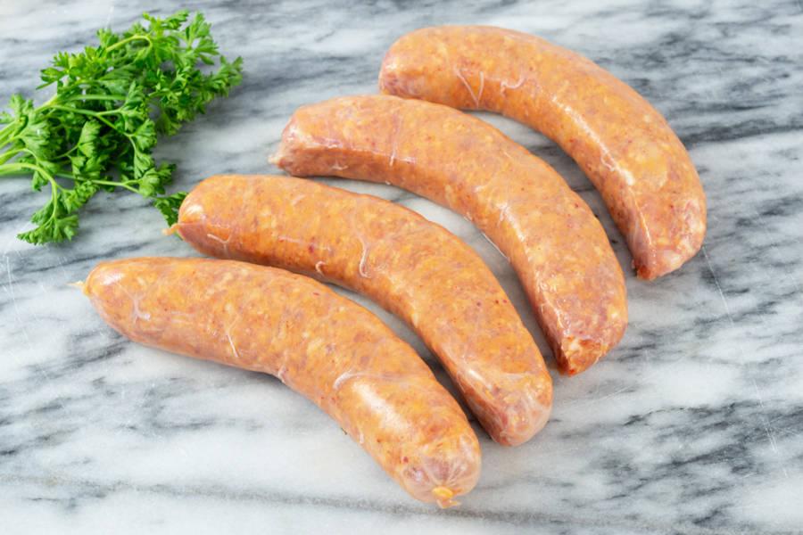 Saucisses  basques - Ferme les Barres - La Ruche qui dit Oui ! à la maison