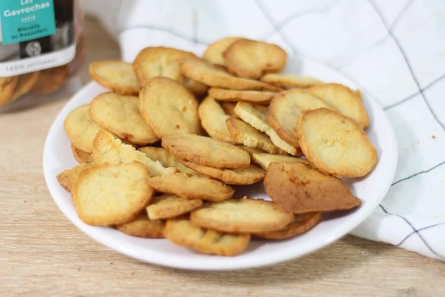 Biscuits roquefort - Les Gavroches - La Ruche qui dit Oui ! à la maison