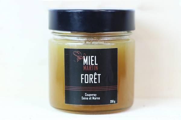 Miel de forêt de Coupvray - Abeilles et miel