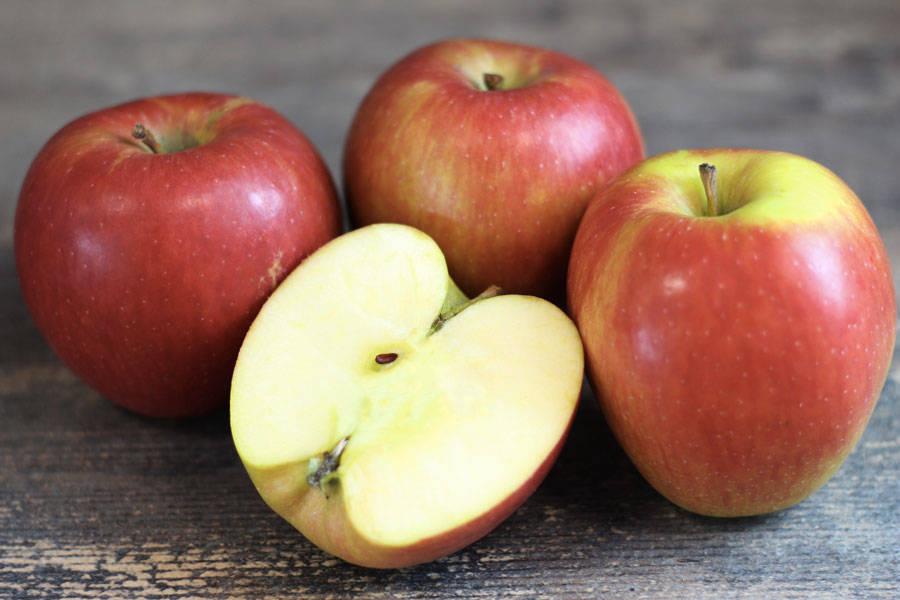 Pomme Braeburn - Vergers de Molien - La Ruche qui dit Oui ! à la maison