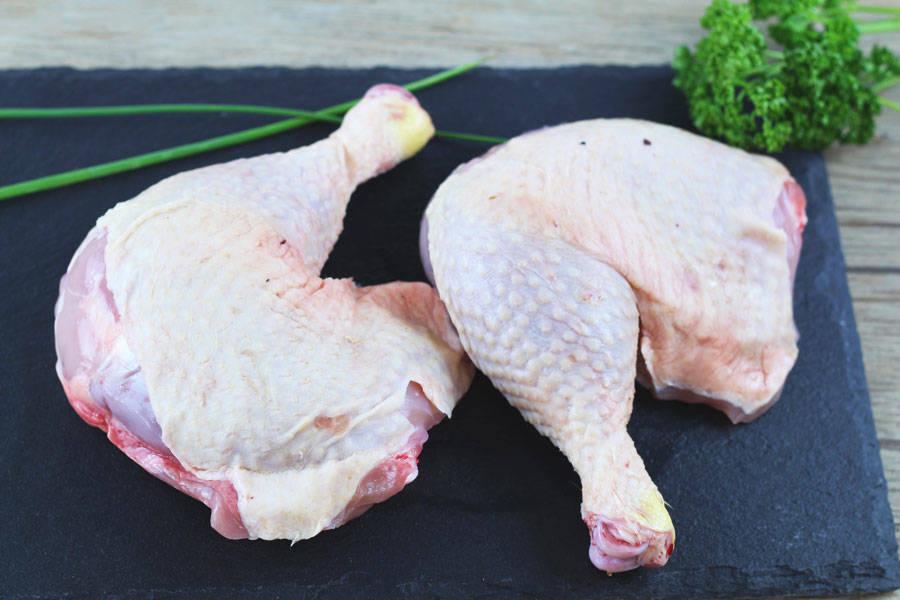 Cuisse de poulet - Ferme de Dieu l'Amant - La Ruche qui dit Oui ! à la maison