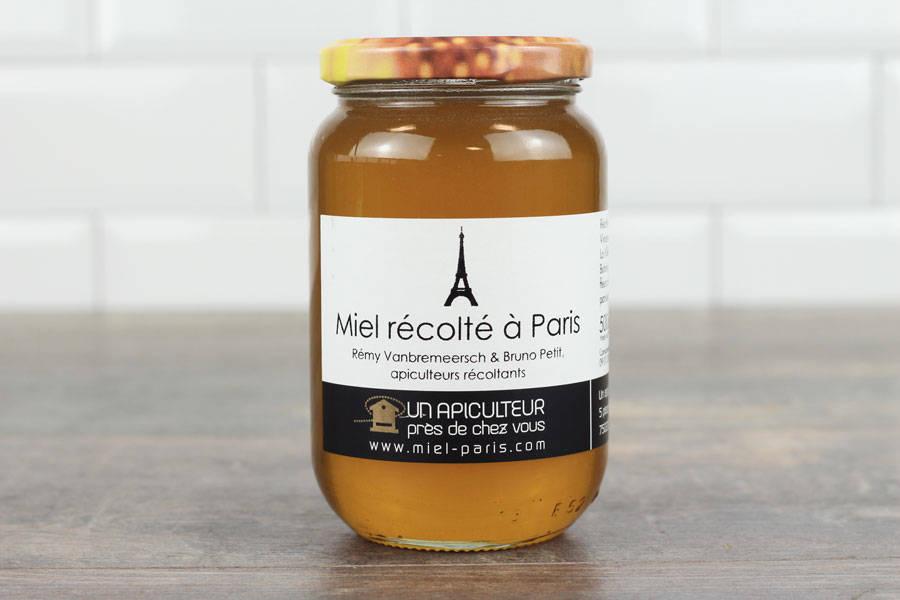 Miel de Paris 500g - Un apiculteur près de chez vous - La Ruche qui dit Oui ! à la maison