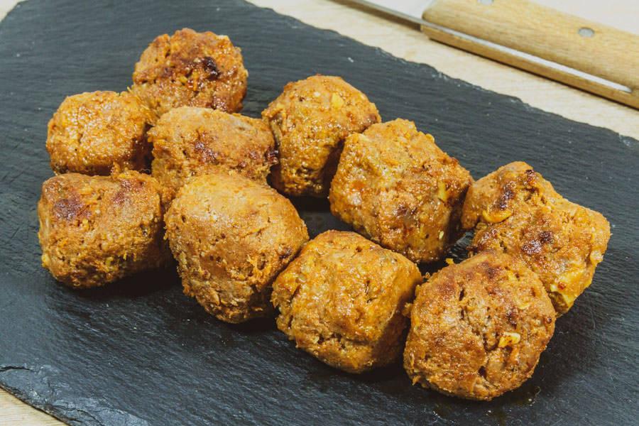 Boulettes de bœuf à la tomate - Les Viandes du Châteauneuf - La Ruche qui dit Oui ! à la maison