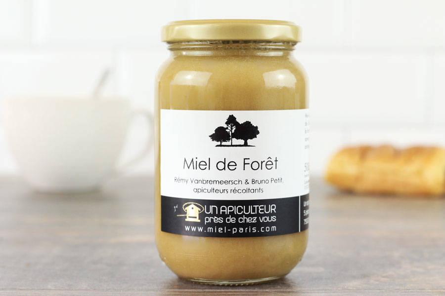 Miel de Forêt 500g - Un apiculteur près de chez vous - La Ruche qui dit Oui ! à la maison