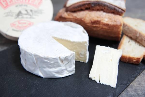 Camembert au lait cru - Ferme de Jouvence