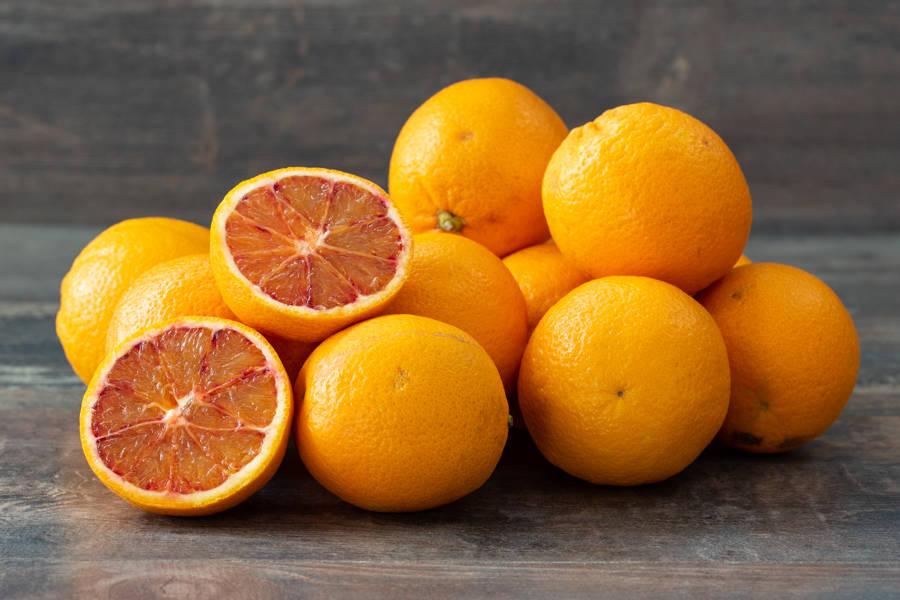 Orange Sanguinello de Sicile BIO - InCampagna - La Ruche qui dit Oui ! à la maison