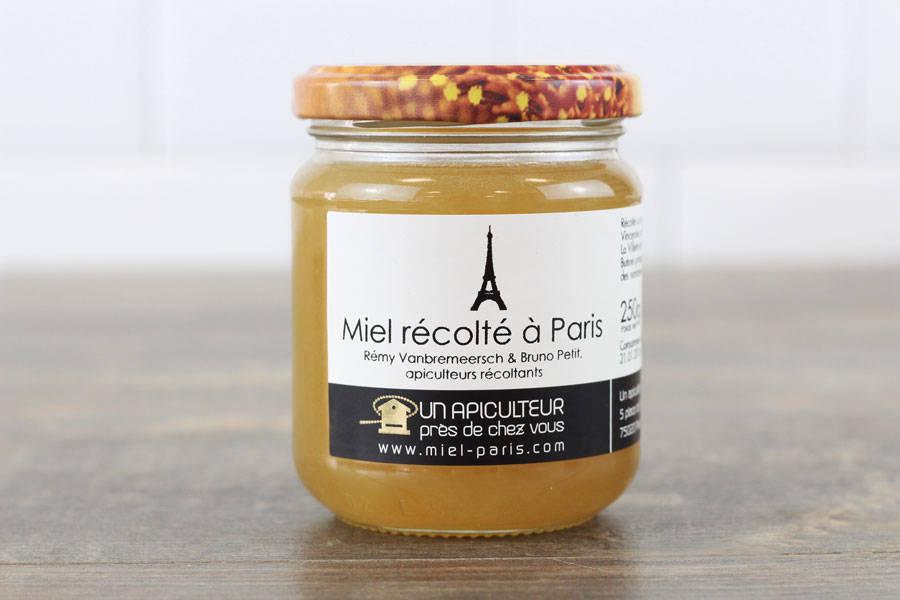 Miel de Paris 250g - Un apiculteur près de chez vous - La Ruche qui dit Oui ! à la maison