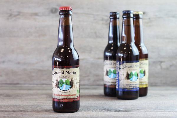 Bière Ambrée Smell Like Dammartin's Spirit BIO - Brasserie du Pont de Coude