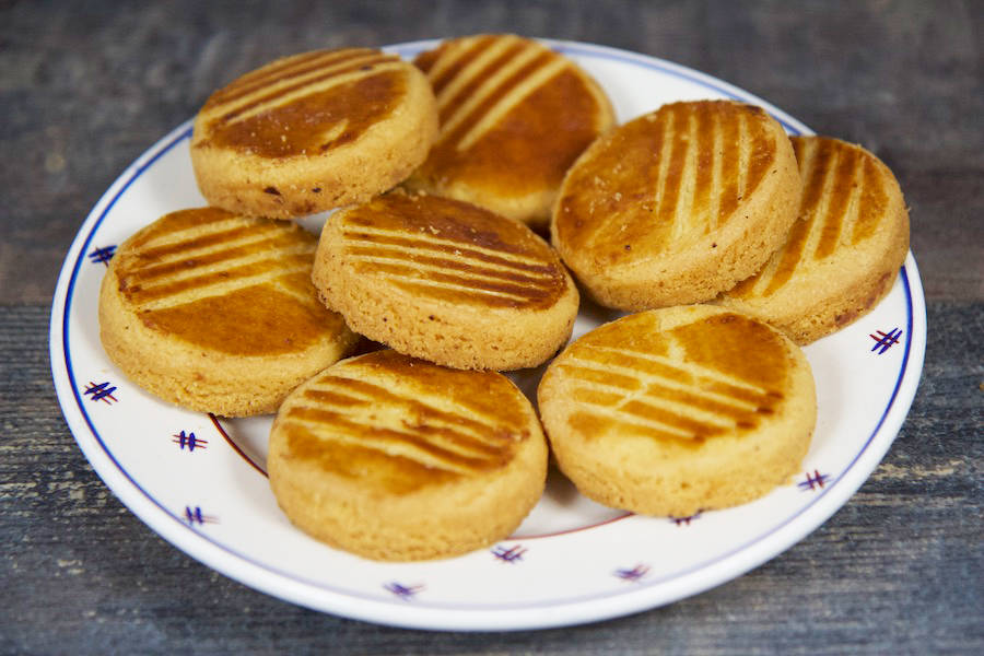 Palets bretons - Biscuiterie Marin Coathalem - La Ruche qui dit Oui ! à la maison