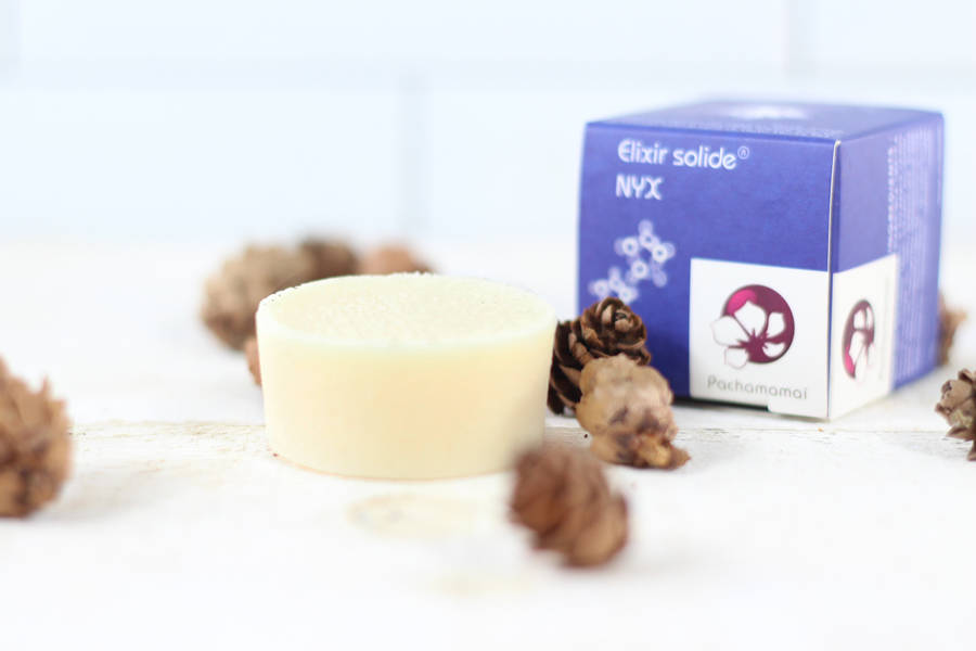 Elixir solide visage Nyx - soin de nuit (boite) - Pachamamaï - La Ruche qui dit Oui ! à la maison