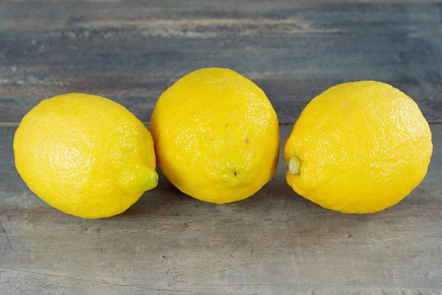 Lot de 3 Citrons de Sicile BIO - InCampagna - La Ruche qui dit Oui ! à la maison