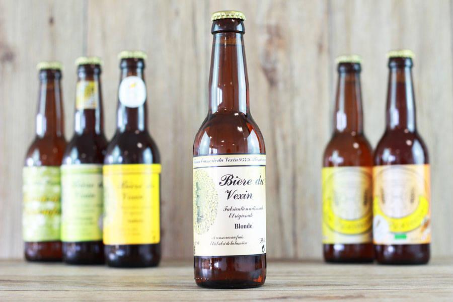Bière du Vexin Blonde - Brasserie du Vexin - La Ruche qui dit Oui ! à la maison