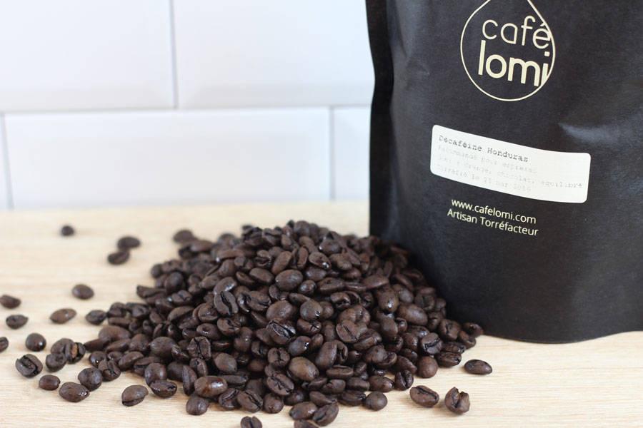 Décaféiné Honduras - Grains - Café Lomi - La Ruche qui dit Oui ! à la maison