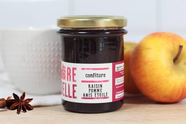 Raisin Pomme Anis Etoilé - Re-Belle