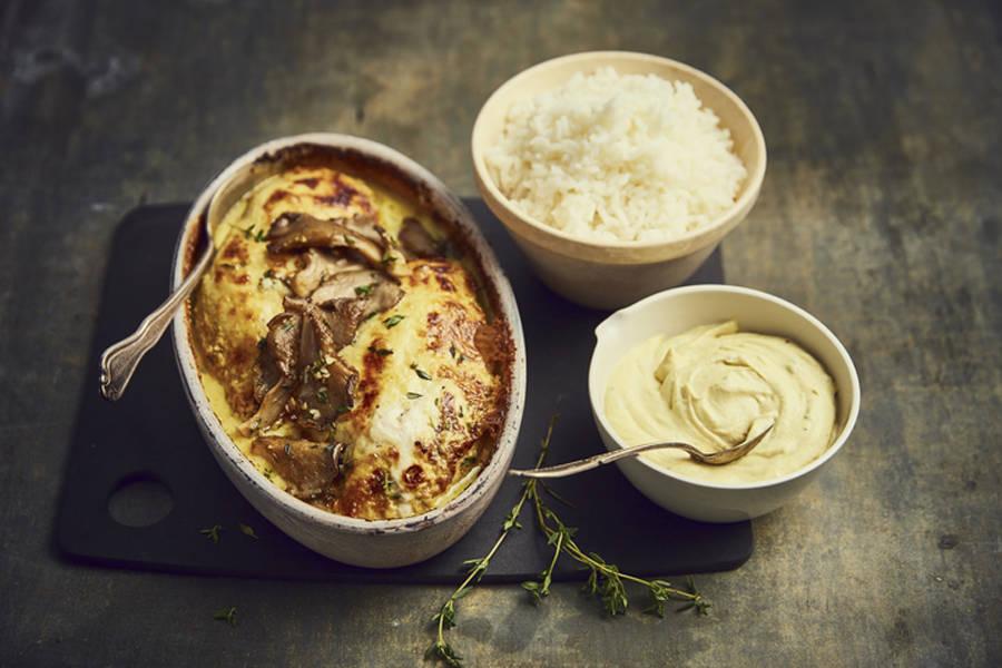 Filets de poulet à la crème de moutarde - La Ruche Mama - La Ruche qui dit Oui ! à la maison