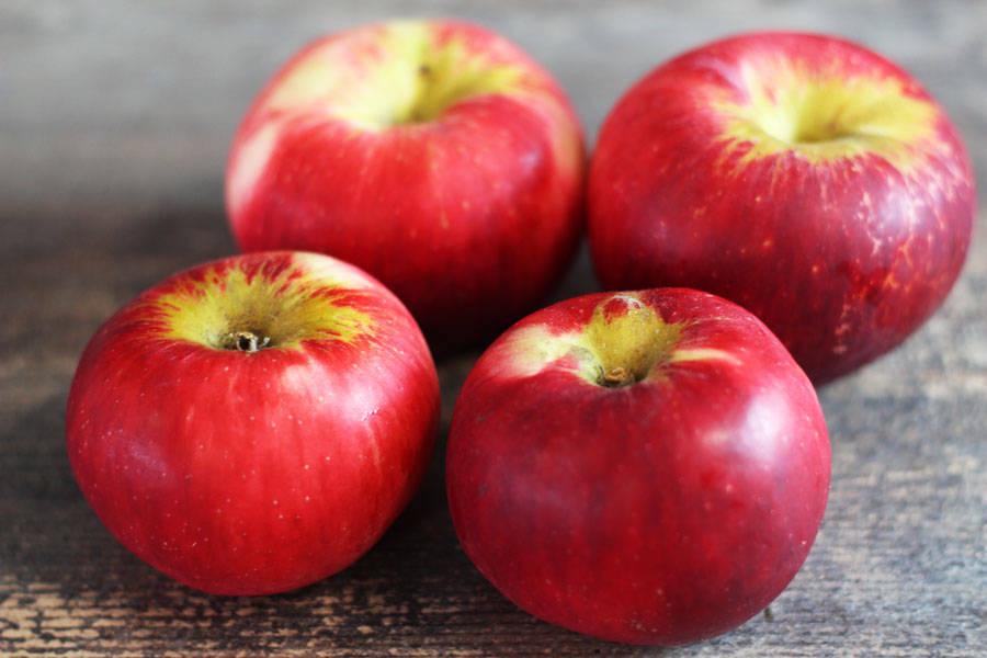 Pomme Akane - Vergers de Pomamour - La Ruche qui dit Oui ! à la maison