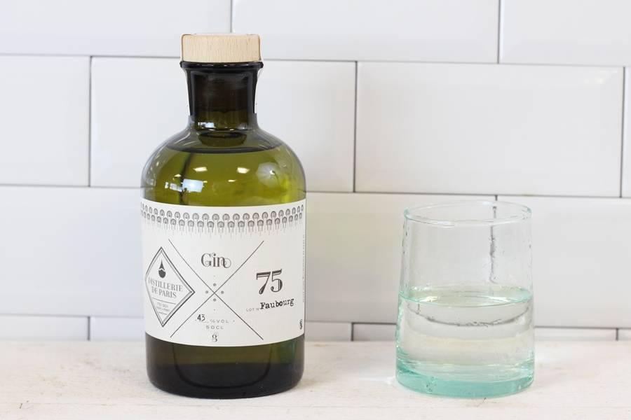 Gin Faubourg - Distillerie de Paris - La Ruche qui dit Oui ! à la maison