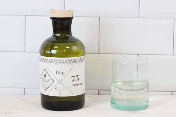 Gin Faubourg - Distillerie de Paris