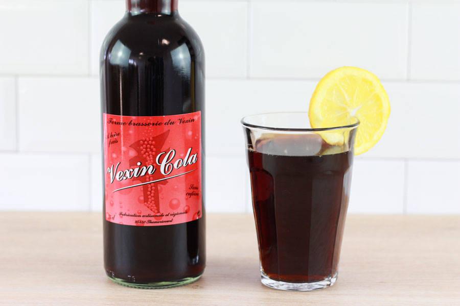 Vexin Cola 75 cL - Brasserie du Vexin - La Ruche qui dit Oui ! à la maison