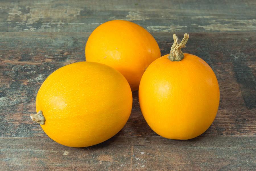 Courge pomme d'or BIO - SCEA Koorin - La Ruche qui dit Oui ! à la maison