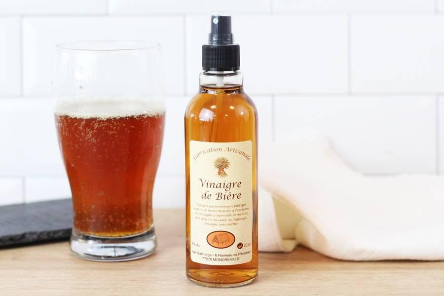 Vinaigre de Bière en Spray  - La Gâtine - La Ruche qui dit Oui ! à la maison