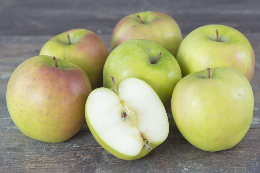 Pomme Granny Smith BIO - La Coopérative Bio d'Île-de-France - La Ruche qui dit Oui ! à la maison