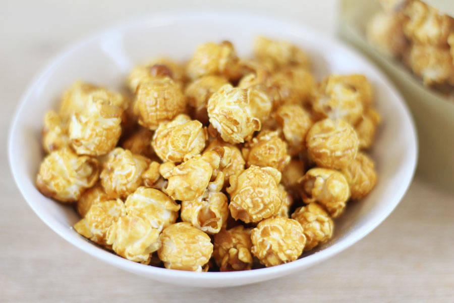 Pop corn caramel au beurre salé - My Crazy Pop - La Ruche qui dit Oui ! à la maison